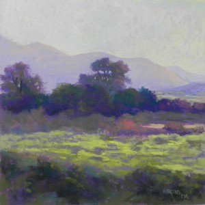 Colorado Sunrise, no. 1, Fischer 500, 12 x 12
