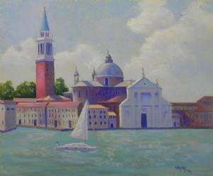 San Giorgio Maggiore, 20-24, Rives and AS Liquid Primer