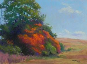 Autumnal Awakening, 12 x 19, UART 400
