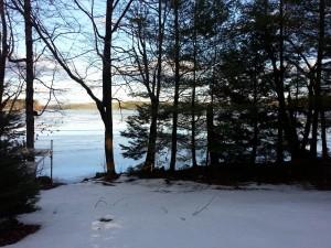 Reference photo of lake