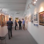 Interior of the Musee du Pastel, 2