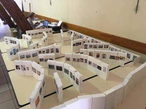 Model of the show