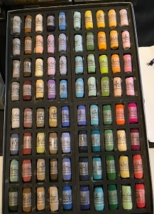 Richeson landscape set of new soft pastels
